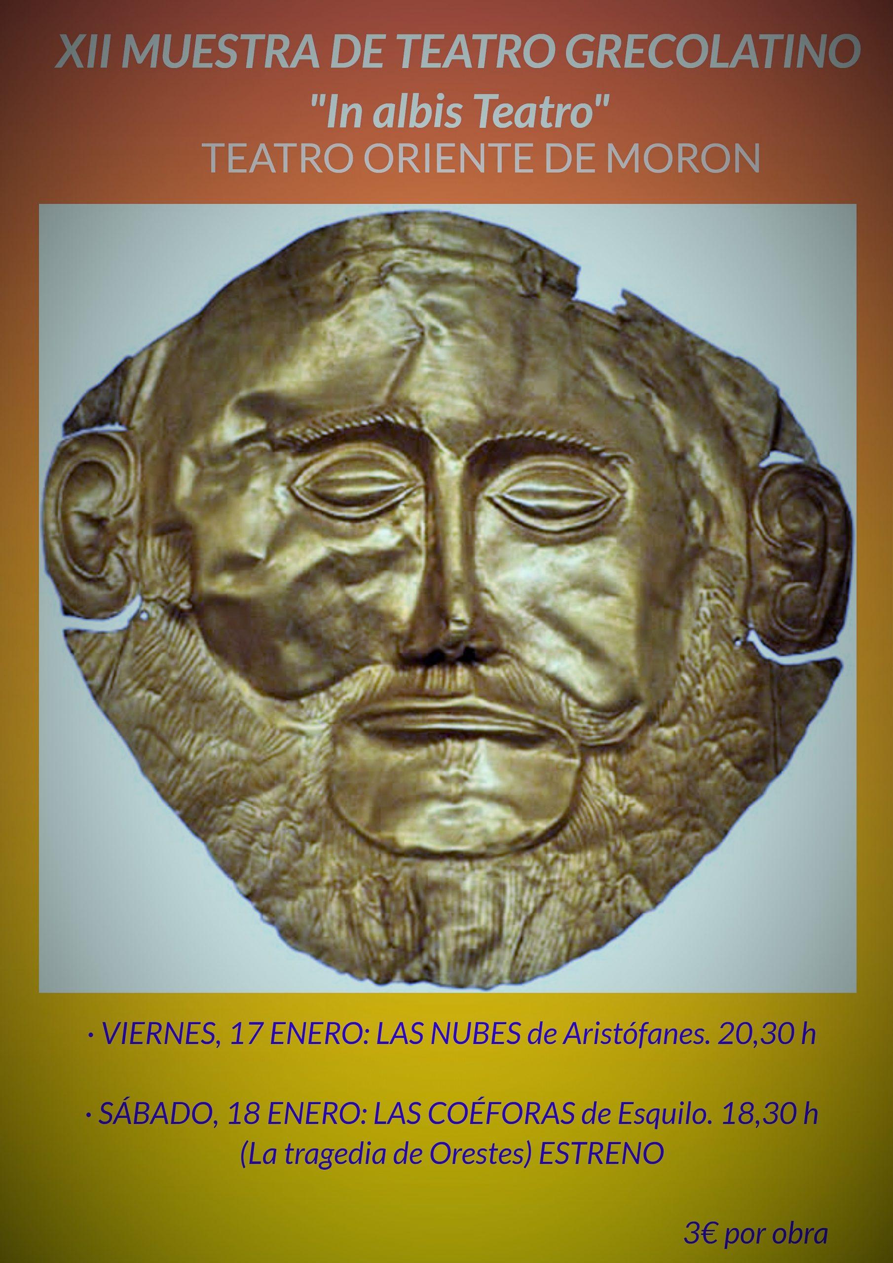 XII MUESTRA DE TEATRO GRECOLATINO – In Albis TeaTRO